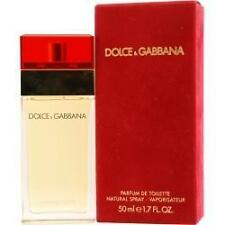 Genuine Dolce & Gabbana Red 50 ml Rare & Discontinued Perfume Eau de Toilette