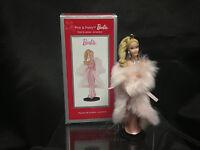 American Greetings Pink & Pretty Barbie Heirloom Ornament 2013