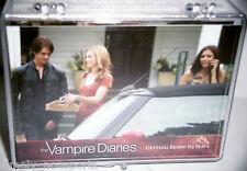 The Vampire Diaries CW CRYPTOZOIC COMPLETE Trading CARD BASE SET season 2