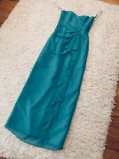 JORDAN 360F FORMAL PROM HOLIDAY PARTY GOWN BRIDESMAID DRESS (SIZE 2)