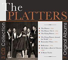 The Platters - 7 Original Albums [CD]