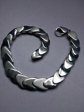 Quality Sterling Silver Link Ladies Bracelet.  Brand New in Box.