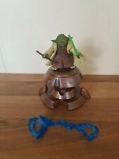 Star Wars Yoda Jedi Figure AOTC 2002