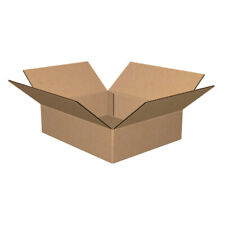 Brown Shipping Box, 15x15x5, 25 for $79.00 from Neway Packaging FREE SHIPPING