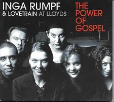 INGA RUMPF &LOVETRAIN At Lloyds The Power of Gospel Frumpy Atlantis I.D. Company