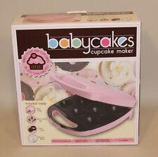 Select Brands Babycakes Electric 8 Mini Miniature Cupcake Maker CC-2828PK in Box