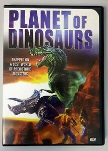Planet Of Dinosaurs (DVD) James Whitworth & Pamela Bottaro (All Regions NTSC)