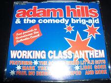 Adam Hills & The Comedy Brig-aid Working Class  Anthem Rare Comedy Single