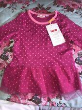 Liegelind Baby Dress With Ruffle / Tutu Detail size 3-6 months 68 Cm BNWT