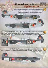 Print Scale 1/72 Yakovlev Yak-9 # 72072