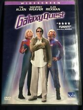 Galaxy Quest (Dvd, 2000, Widescreen), Galaxy Quest Dvd, Tim Allen, Sigourney