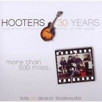 """THE HOOTERS """"MORE THAN 500 MILES"""" CD NEW"""