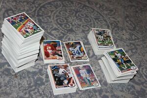 1991 Upper Deck Football Complete Your Set U Pick NFL Cards Rookies Stars
