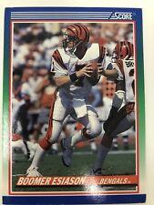 Boomer Esiason 1990 Score Card #37
