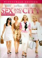 SEX AND THE CITY - THE MOVIE (WIDESCREEN EDITION) (BILINGUAL) (DVD)