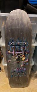 Black Label LUCERO 9.25 Skateboard Deck