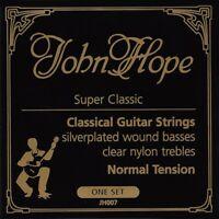 John Hope JH007 Super Classic Konzertgitarre Saiten SATZ Classic Guitar Strings