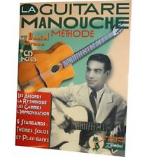La guitare manouche (+CD) - Rebillard