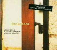 BROKEBACK - MORSE CODE IN THE MODERN AGE  CD NEU