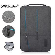 Tasche für Apple MacBook Air Pro 13,3 Zoll Hülle Notebook Case Sleeve Schwarz DE