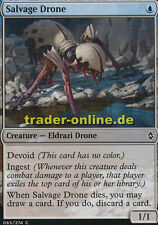 4x Salvage Drone (Bergungsdrohne) Battle for Zendikar Magic