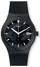 Swatch SUTA401 Sistem Camo Pattern Dial Silicone Strap Automatic Men's Watch