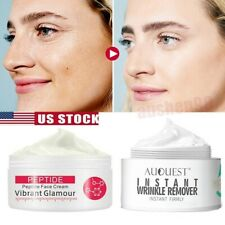 Vibrant Glamour Six Peptides Facial Cream Removal Wrinkle Whitening Anti-aging
