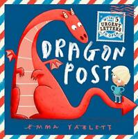 Dragon Post by Yarlett, Emma, NEW Book, FREE & FAST Delivery, (Hardcover)
