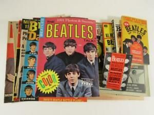(29) 1960's The Beatles High Grade Publications