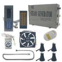 3KW Steam Generator Sauna Bath Home SPA Shower with Remote Controller TR-019 sz/
