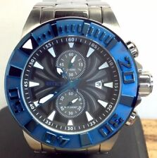 INVICTA 12309 PRO DIVER MASTER OF THE OCEANS CHRONOGRAPH MENS WATCH  (E43)