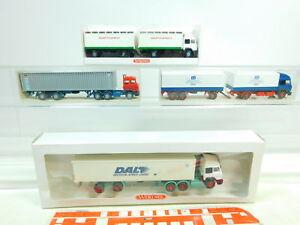 BT336-0, 5 #4x wiking H0 / 1:87 Truck Iveco:523 Alianca / Dal+ 565+474, Mint +