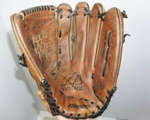 "Mizuno MVT1350 Vintage Professional Pro Model 13.5"" RH Baseball Glove"