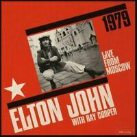ELTON JOHN - LIVE FROM MOSCOW 2LP Vinyl RSD 2019 Sealed & New!!!