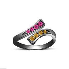 Wedding Sterling Silver Sapphire Fine Rings