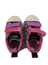 Toddler Girl's Skechers Twinkle Toes Size 5