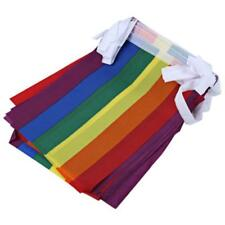 Rainbow Gay Pride LGBT Flags Love Wins Lesbian Bunting Handheld Queer LC