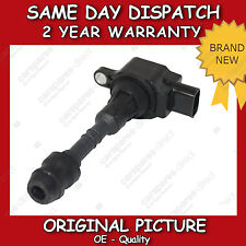 PENCIL IGNITION COIL FIT FOR A NISSAN PRIMERA P12 1.6 / 1.8 2002>ON 22448-6N015