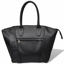 Handtas vierkant (zwart) hand tas damestas dames tasje handtasje damestasje