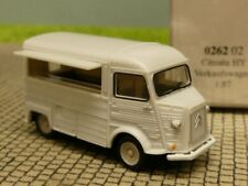 1/87 Wiking Citroen HY Verkaufswagen grau 0262 02
