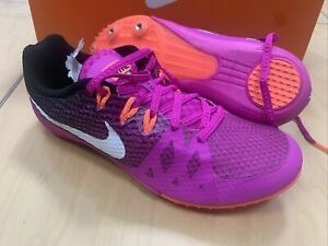 Nike Zoom Rival MD 7 Running Spikes Size 4.5