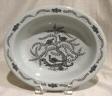 Wedgwood Partridge in a Pear Tree Oval Serving Bowl
