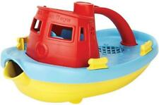Green Toys Bath and Water Play Tugboat