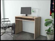 Desk Pocket Pc Secretary Desk Compartment to Day Line East Color oak with Shelf