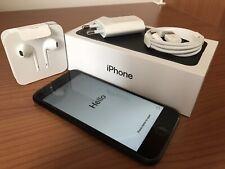 Apple iPhone 7 - 128GB - Nero opaco (Sbloccato), Grado AAA+