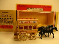 VINTAGE 1983 LLEDO DAYS GONE DG #4 HORESE DRAWN BUS  WITH BOX