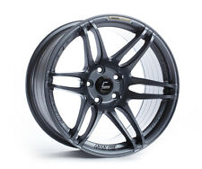 COSMIS RACING MRII 18X10.5 +20MM 5X114.3 GUN METAL 1 WHEELS/RIMS