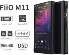 FiiO M11 Hi-Res Lossless Music Player w/aptX-Hd Ldac Dac Dsd256 WiFi TouchScreen