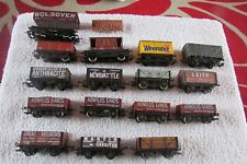 12 HORNBY WAGONS
