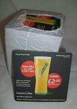 Tuborg Coaster Beer Coaster Mats X 100